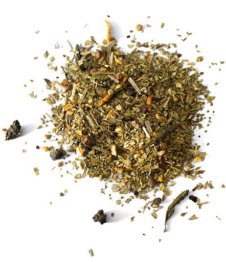 Loose Leaf Tea of our On Fleek detox tea